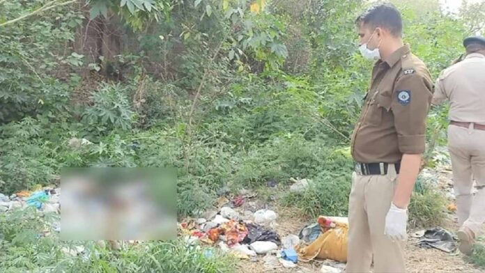Woman severed head found in garbage heap Baddi Himachal Pradesh
