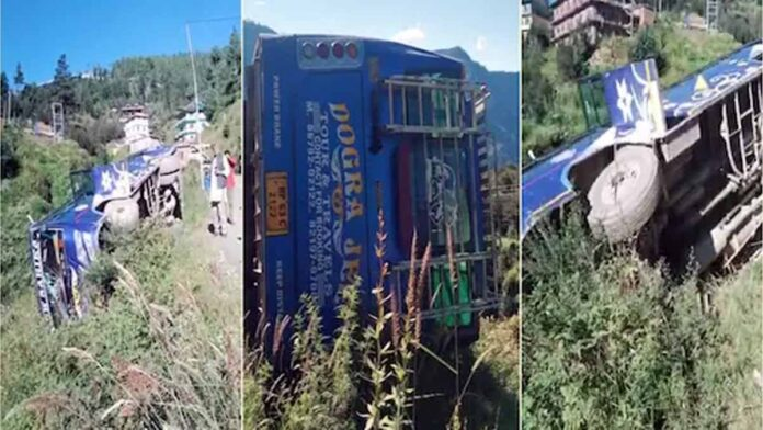 road accident took place in Shimla