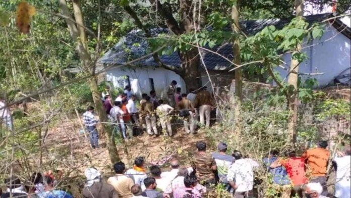 dead body has been reported in Gagret Una Himachal Pradesh