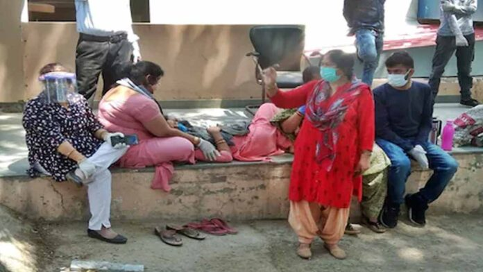 health services in Himachal Pradesh is in bad shape